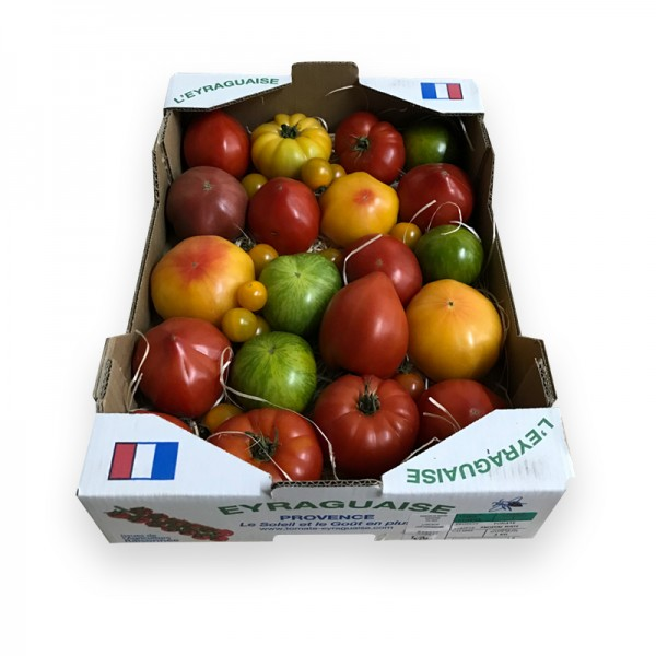 """Tomatenmix bunt """"Collections Gourmandes"""""""