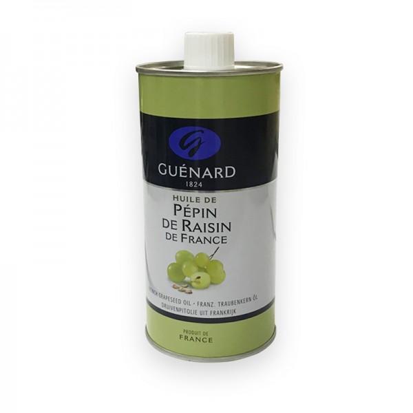Traubenkernöl 6x0,5l Dose v.Guenard / Frankreich