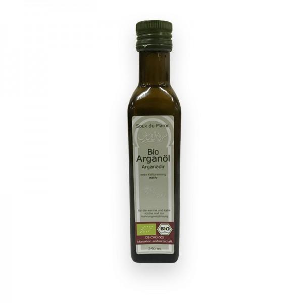 Bio Arganöl naturbelassen kaltgepresst