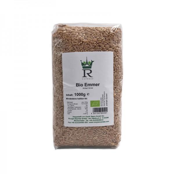 Emmer (Zweikorn) ganzes Korn ungemahlen