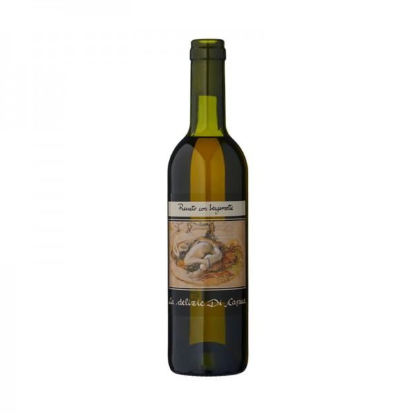"Olivenöl ""extra nativ"" mit Bergamotte"