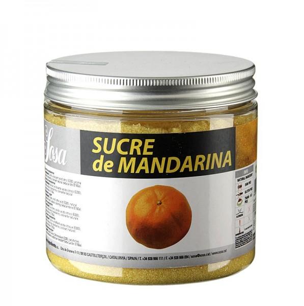 Sosa Zucker mit nat.Mandarinen Aroma 500g