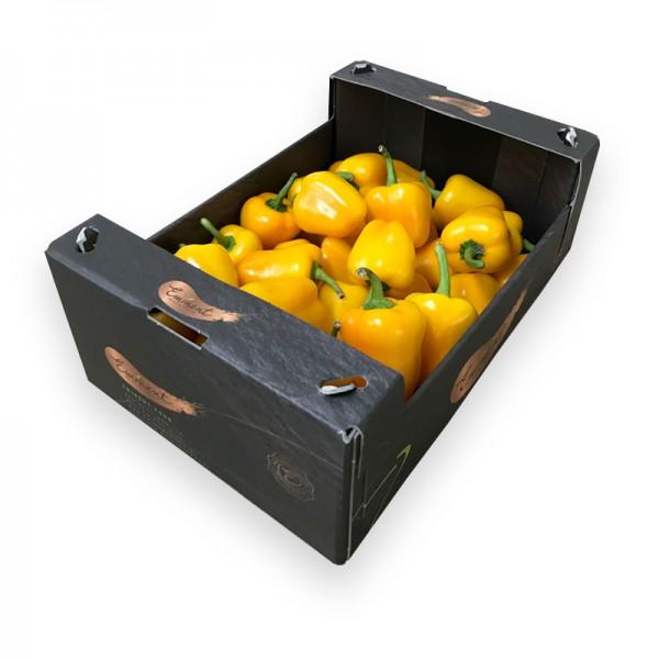 Mini Paprika gelb 1kg aus der EU