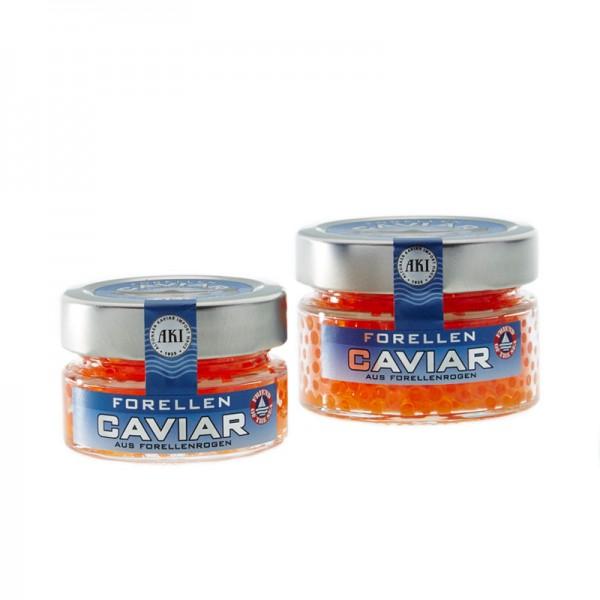 Forellen Caviar natur