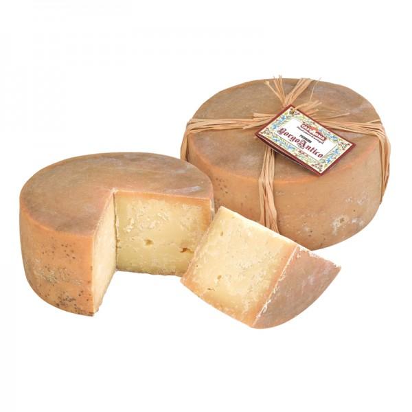 "Pecorino ""Borgoantico"", 4 Monate gereift, 45% Fett i. Tr."