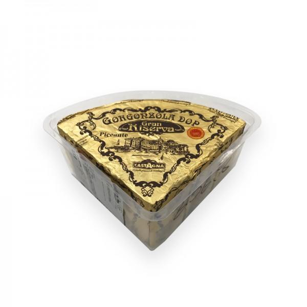 Gorgonzola Piccante DOP 48%F.i .Tr ca.1,5kgStk IT