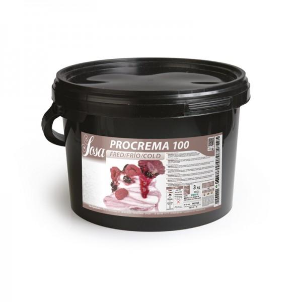 Procrema(Eiskrem Stabilisator) 100 kalt 3KgEi ES Sos