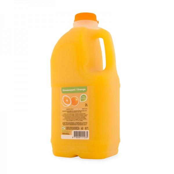 Orangensaft, frisch gespresst, 2l