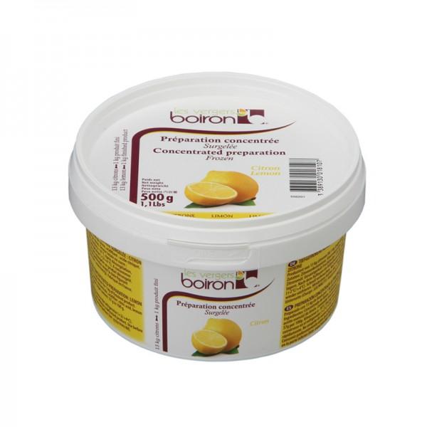 Zitronensaft Konzentrat, TK
