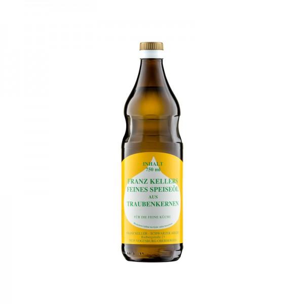 Traubenkernöl, kalt gepresst