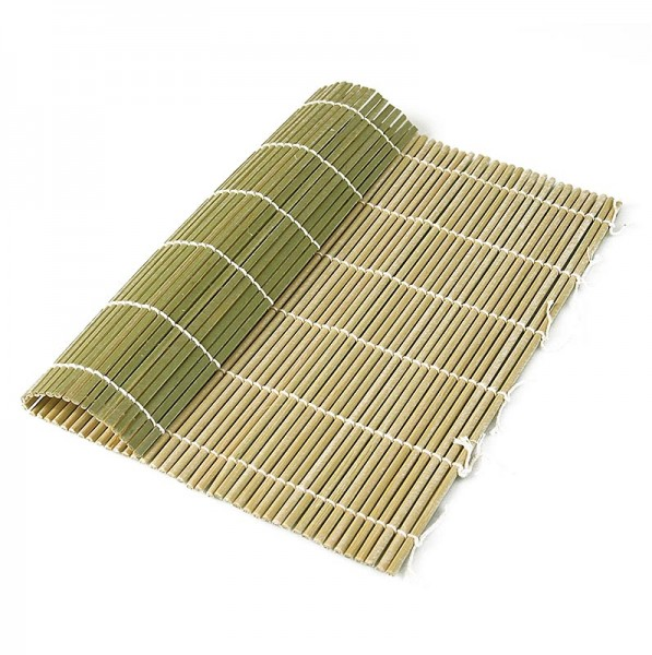 Bambusmatte zur Herstellung von Sushi
