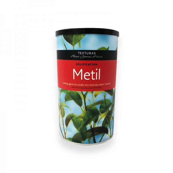 Metil (Methylcellulose), E 461