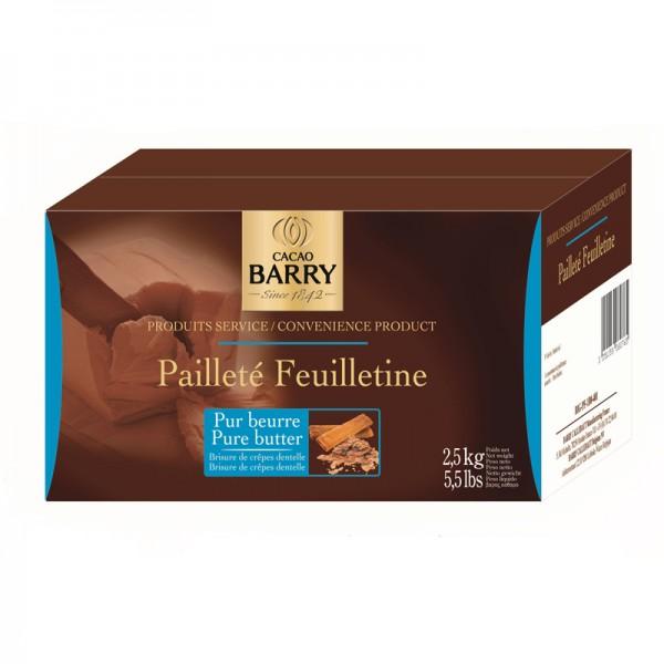 "Gebäckbrösel ""Paillette"", Barry Callebaut"