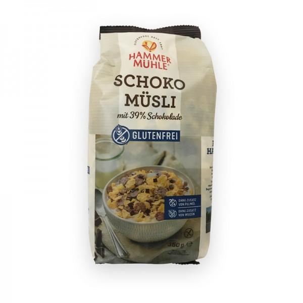 Schoko - Müsli, glutenfrei