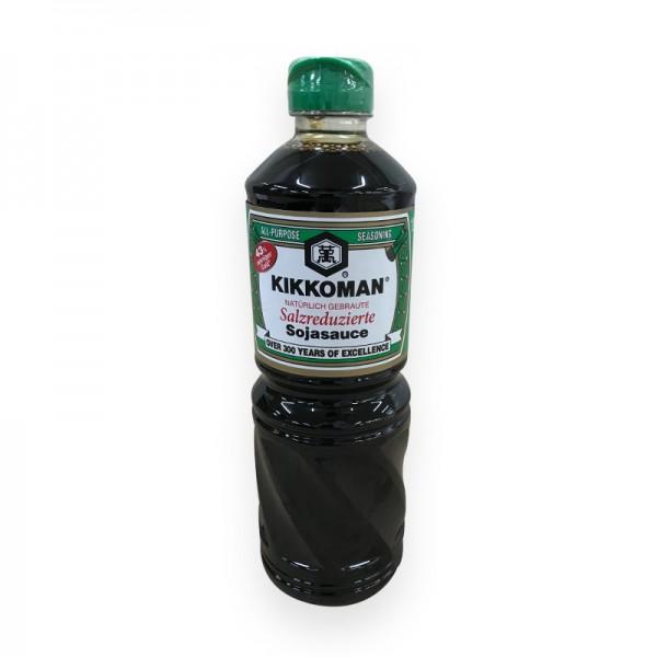 Sojasauce, Salz reduziert von Kikkoman
