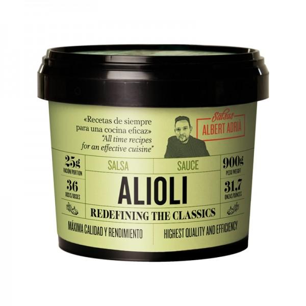 Alioli - Knoblauch Sauce
