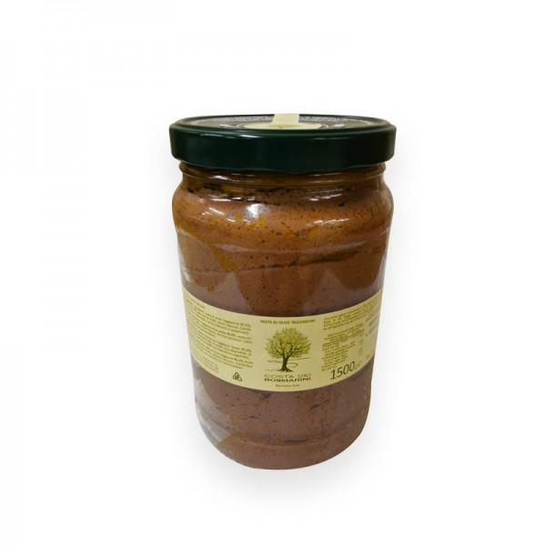 Olivenpaste 1,5kgGl IT Rosmarini