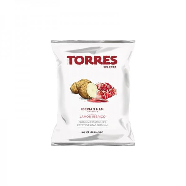 Chips mit Ibérico-Schinken-Aroma