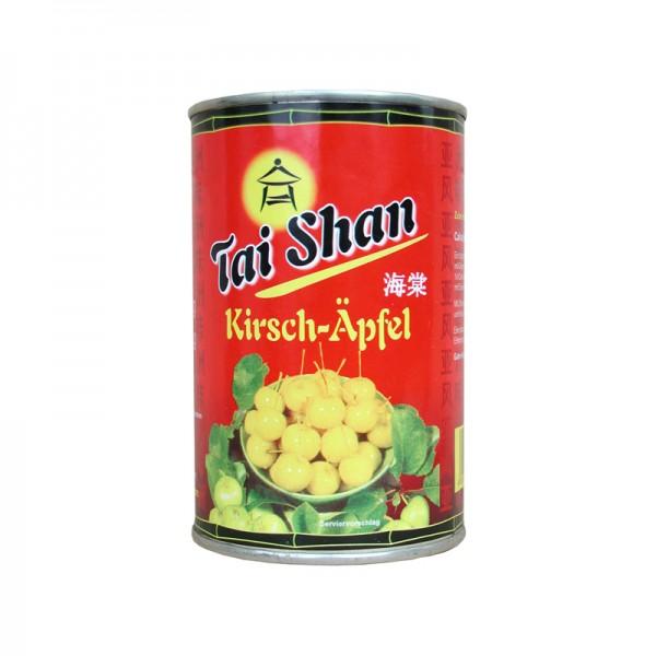 Kirschäpfel, leicht gezuckert
