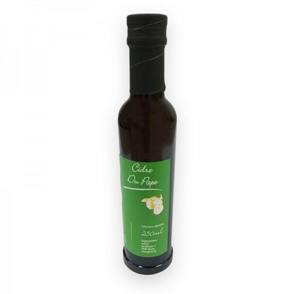 Cidre Du Pape / Apfelbalsamico