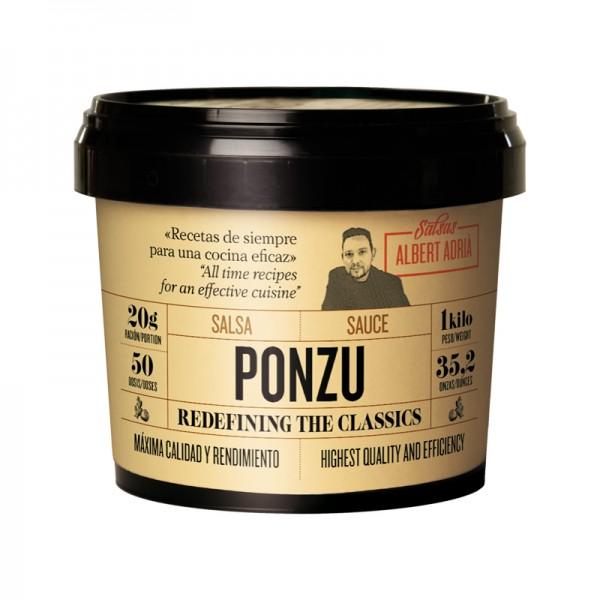 """Japanische Sauce """"Ponzu"""""""