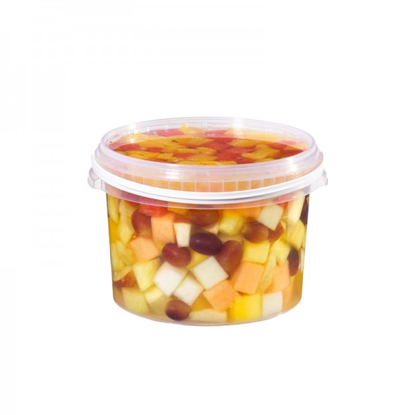 "Fruchtsalat ""Sommer"" im Aufguss"