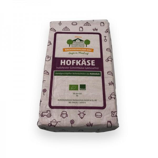 Bio Hofkäse, 50% Fett i.Tr.