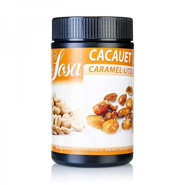 Erdnüsse karamellisiert