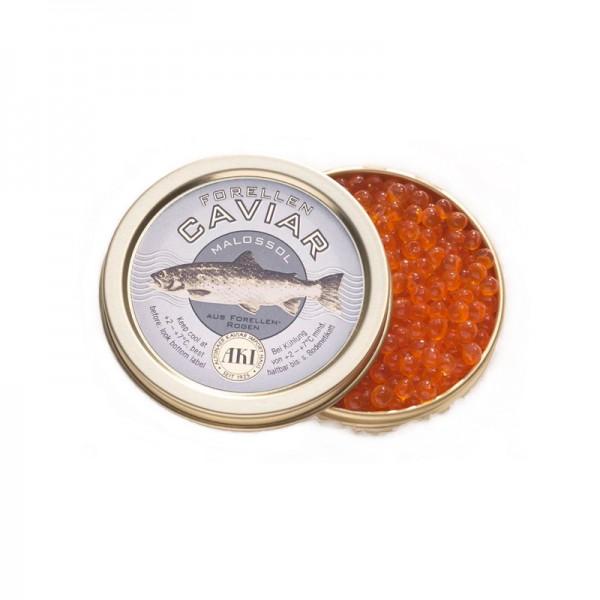 """Forellen Caviar """"gelb"""""""