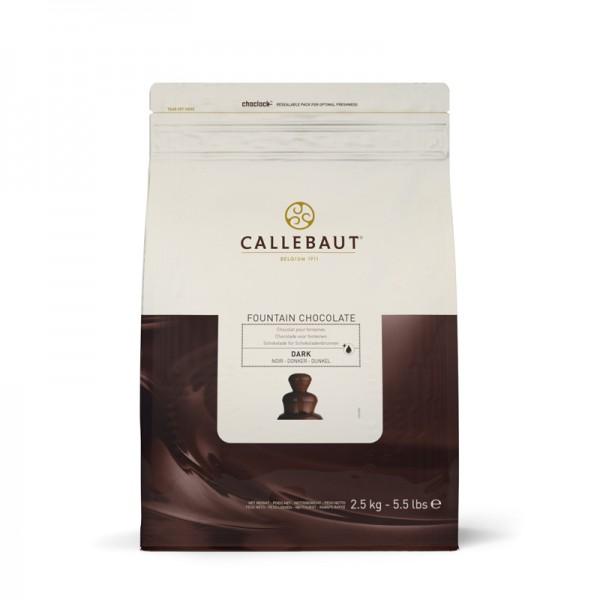 Kuvertüre für Schokobrunnen, Barry Callebaut