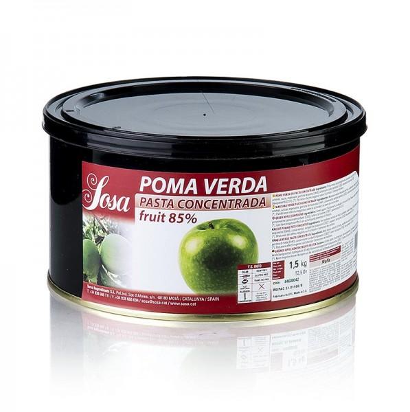 Grüne Apfelpaste von Sosa