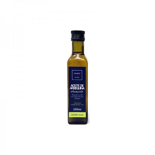 Olivenöl, geräuchert