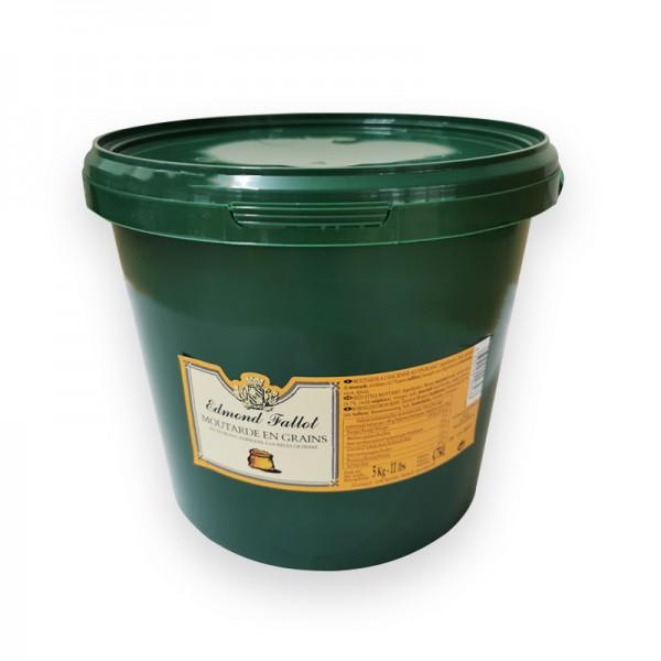 körniger Dijon-Senf