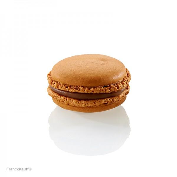 TK Macarons mit Karamell, Caffet