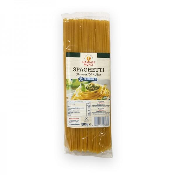 Spaghetti 500g Packung laktosefrei/Glutenfrei