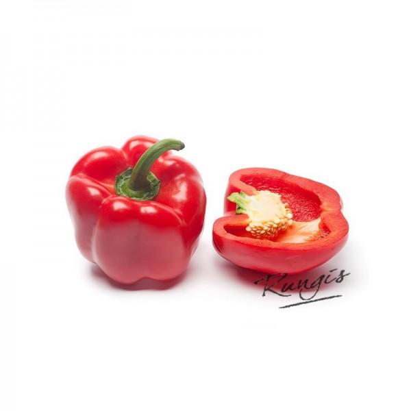 Paprika, rot