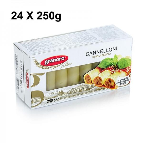 Cannelloni 24x250g v. Granoro No. 76