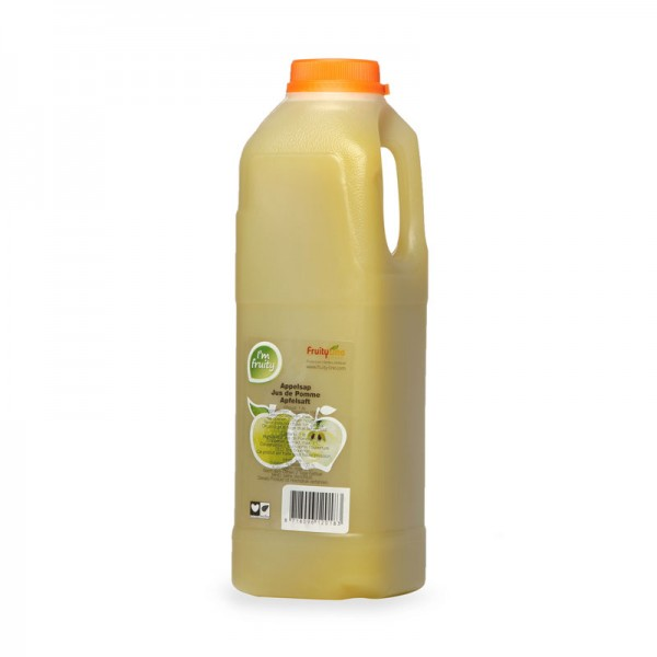 Apfelsaft, naturtrüb, 100% frisch gepresst