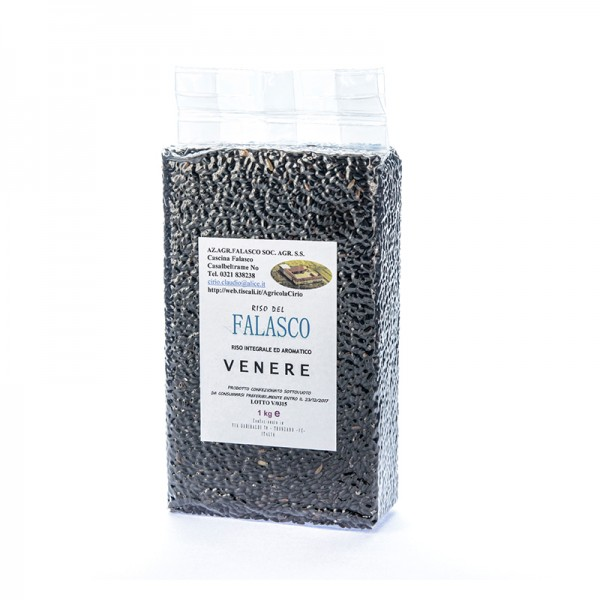 Schwarzer Venere Reis