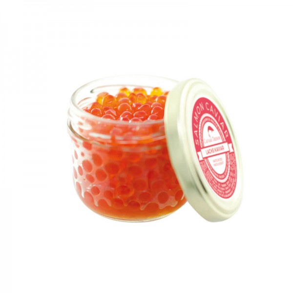 Alaska Keta-Lachs Kaviar