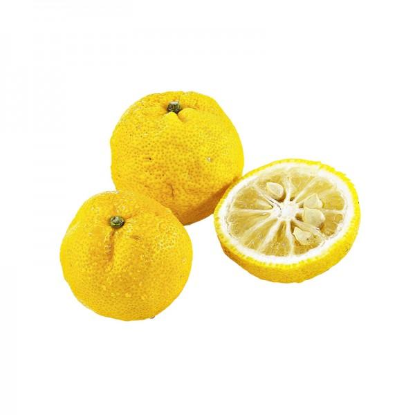 Yuzu-Frucht