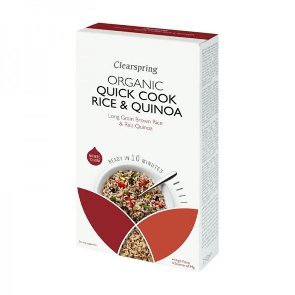 BIO Reis und Quinoa Mix