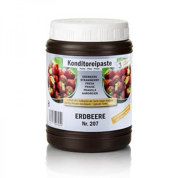 """Konditoreipaste """"Erdbeere"""""""