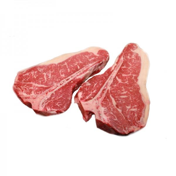 Färsen T-Bone-Steak dry aged