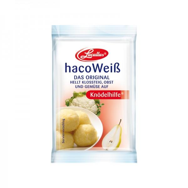 Haco Weiß auch Knödelhilfe DE