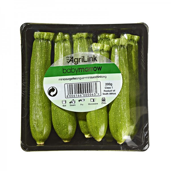 "Mini Courgette ""Zucchini"", grün"