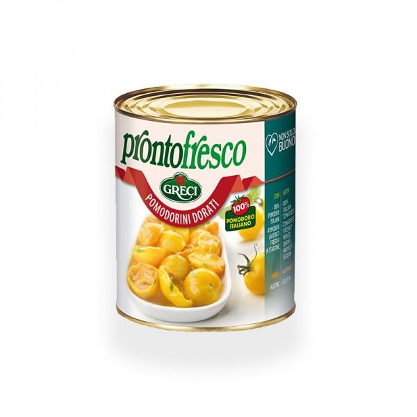 Kirschtomaten Gelb