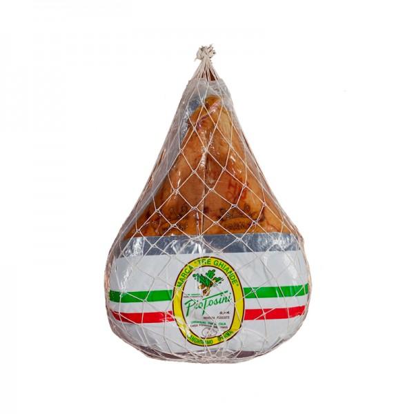 Parmaschinken ohne Knochen mit Krone, Italien