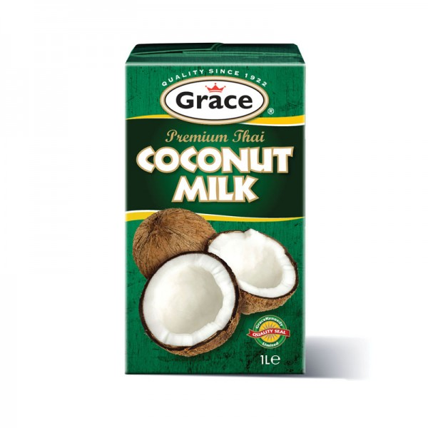Kokosnussmilch, ungesüßt