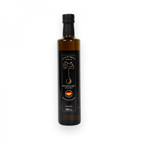 "Natives Olivenöl ""Escornalbou Gourmet"""